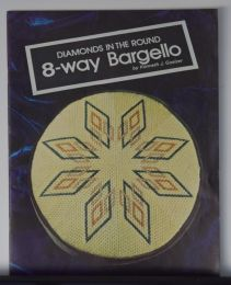 Diamonds In The Round 8-Way Bargello