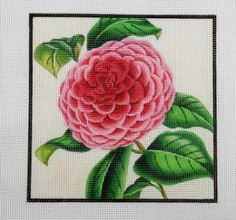 CLEARANCE Kirk & Hamilton Peony Needlepoint Canvas