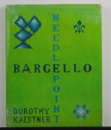Needlepoint Bargello by Dorothy Kaestner