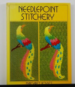Needlepoint Stitchery by Margaret Boyles