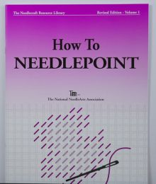 TNNA's How To Needlepoint