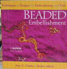 Beaded Embellishment by Amy C. Clark & Robin Atkins