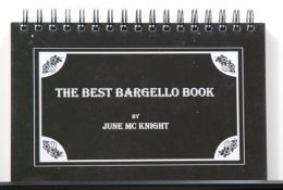 The Best Bargello Book by June McKnight