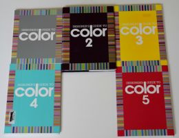 Designer's Guide To Color Series:  All 5 Books