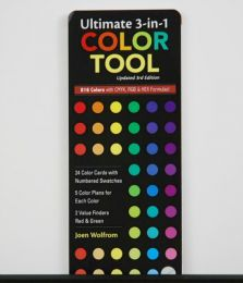 Ultimate 3-in-1 Color Tool