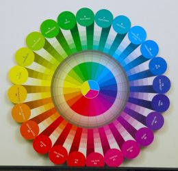 Essential Color Wheel Companion by Joen Wolfrom