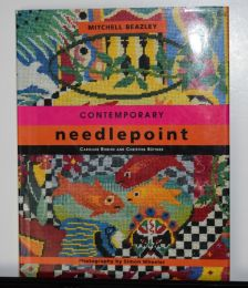 Contemporary Needlepoint by Caroline Robbins and Christine Buttner