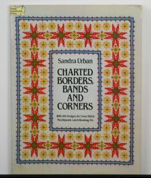 Charted Borders, Bands and Corners by Sandra Urban