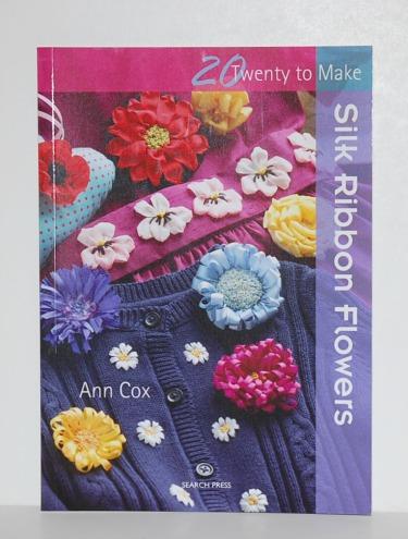 Silk ribbon flowers by ann cox on newneedlepoint 20 to make silk ribbon flowers by ann cox overstock sale mightylinksfo