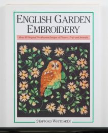 English Garden Embroidery by Stafford Whiteaker