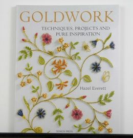 Goldwork by Hazel Everett