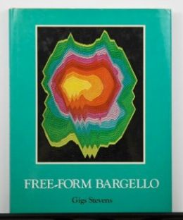 Free-Form Bargello by Gigs Stevens