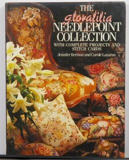 Glorafilia Needlepoint Collection by Jennifer Berman and Carole Lazarus