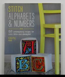 Stitch Alphabets and Numbers by Felicity Hall