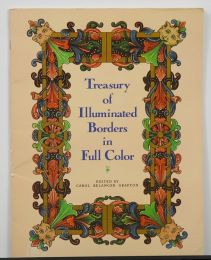 Treasury of Illuminated Borders in Full Color ed. by Carol Belanger Grafton