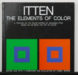 ITTEN The Elements of Color edited by Faber Birren