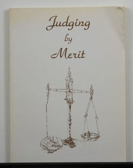 Judging By Merit by Mary Sheppard Burton