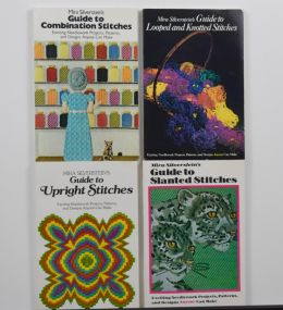 4 Book Set of Mira Silverstein's GUIDE TO books