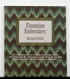 Florentine Embroidery by Barbara Muller