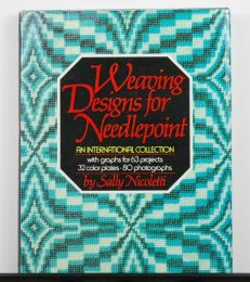 Weaving Designs for Needlepoint by Sally Nicoletti