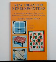 Marion Broome Pakula's New Ideas for Needlepointers