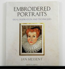 Embroidered Portraits by Jan Messant