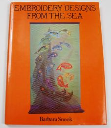 Embroidery Designs From The Sea by Barbara Snook