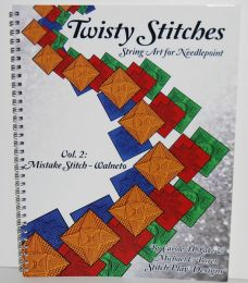 Twisty Stitches Volume 2 Carole Lake & Michael Boren