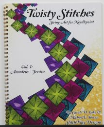 Twisty Stitches by Carole Lake & Michael Boren  Volume 1