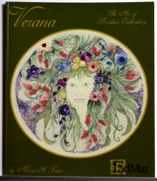 Verana: The Art of Brazilian Embroidery by Maria Freitas