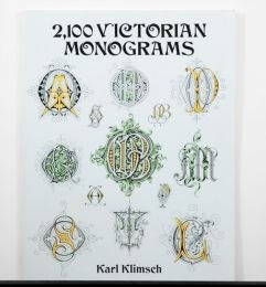 2,100 Victorian Monograms by Karl Klimsch